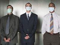 Из-за нового гриппа в Дании вводится максимальный уровень