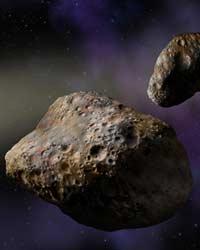 В ближайшем будущем астероиды Земле не угрожают