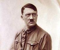 Неизвестный купил рисунки Гитлера за 110 тыс. евро