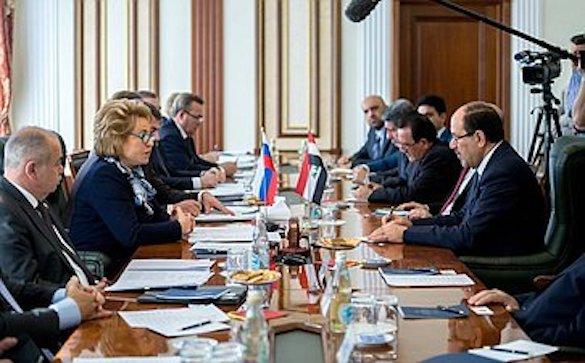 Вице-президент Ирака: мы хотим видеть военное присутствие России в стране. 372212.jpeg