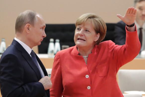 """Прибалтийский экс-президент призвал Меркель к """"войне"""" с Путиным. 375212.jpeg"""