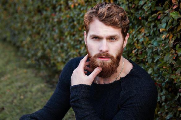 Борода делает любого мужчину сексуальнее. Борода делает любого мужчину сексуальнее