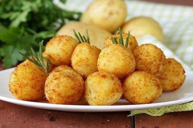 Семь блюд американской кухни, без которых Америка не была бы Америкой. Картофельные шарики