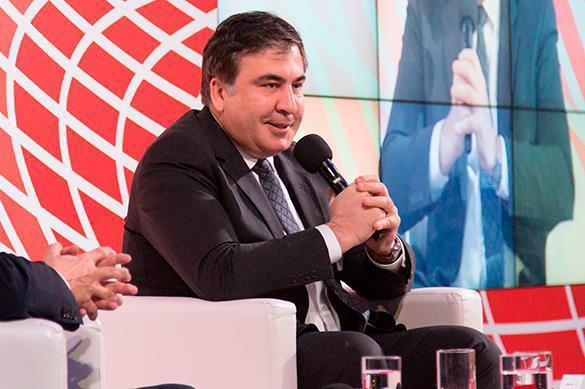 Саакашвили отказался вернуться на Украину в багажнике. 373213.jpeg