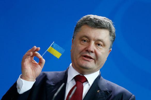 Порошенко посетовал на российскую агрессию и похвалил украинскую экономику. 391213.jpeg
