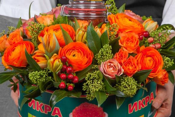 Дорога ложка к обеду, а цветы к 8 марта. 400213.jpeg