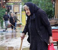 Старушка помогла задержать преступника