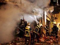 В центре греческой столицы взорвана самодельная бомба