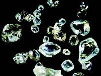 Алмазные месторождения иссякнут через 30 лет