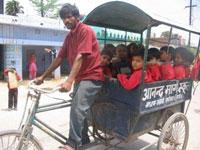 Паника в школе привела к гибели пяти детей