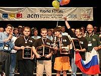 Россияне снова стали чемпионами мира по программированию