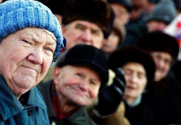 Не выплачивать пенсии не нуждающимся - отличный мировой опыт