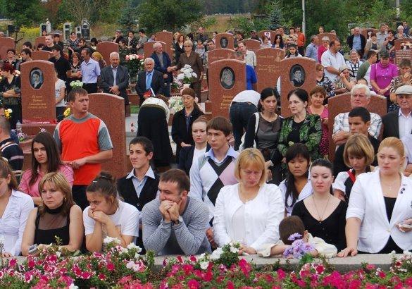 Москва почтит память жертв терактов. В Москве пройдут памятные митинги 3 сентября