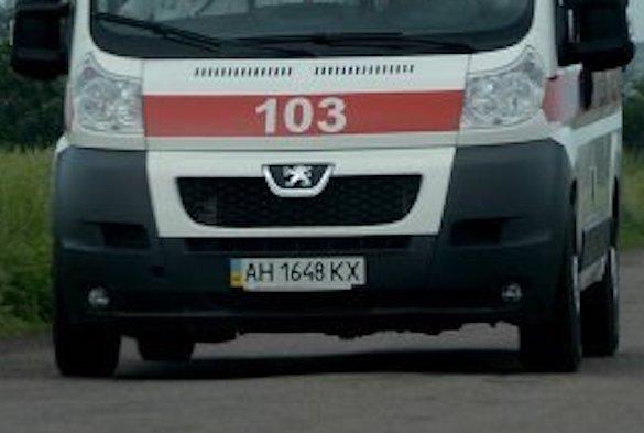 На территории школы в Донецкой области прогремел взрыв. 372215.jpeg