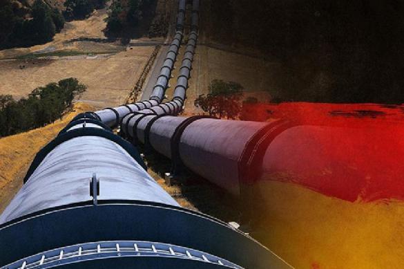 Санкции США против России объявлены угрозой для Германии. 380216.jpeg
