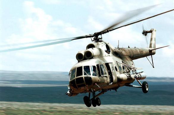 В Чечне разбился вертолет Ми-8. 384216.jpeg