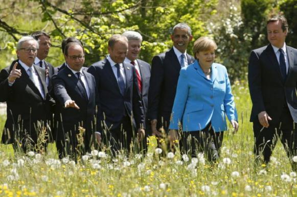 Политики вГермании посоветовали пригласить РФ насаммит G7