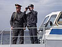 В Охотском море произошла погоня за браконьерами
