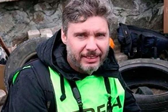 Журналист Андрей Стенин погиб на Украине. Андрея Стенина убили на Украине