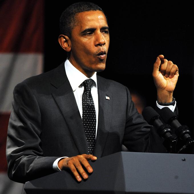 Билли Грэм осадил Обаму за нападки на христианство. Барак Обама поучает