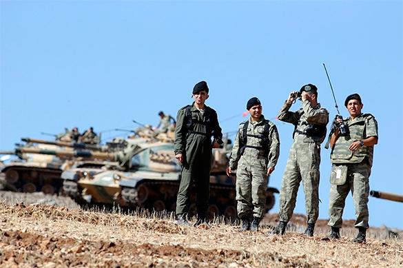 ВТурции отправлены вмед. учереждение неменее 730 солдат из-за пищевого отравления