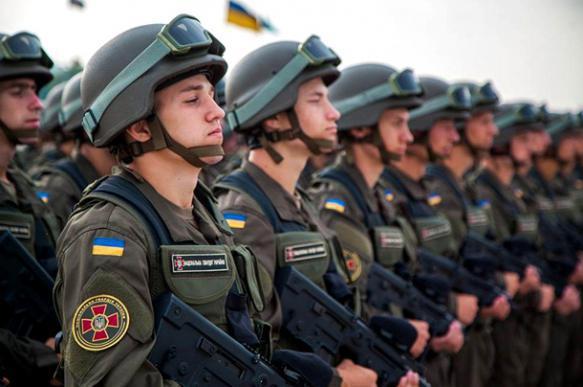 На Украине вступил в силу закон о равенстве мужчин и женщин при прохождении службы в армии. 394217.jpeg