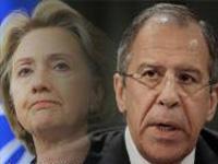 Клинтон отменила встречу с Лавровым