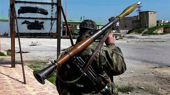 Фрация поставляла вооружение сирийским повстанцам. Франция поставляла оружие в Сирию