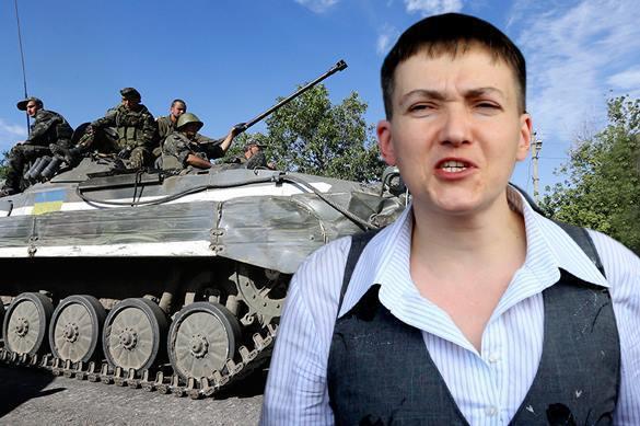 Надежда Савченко: Украина и Россия не братья