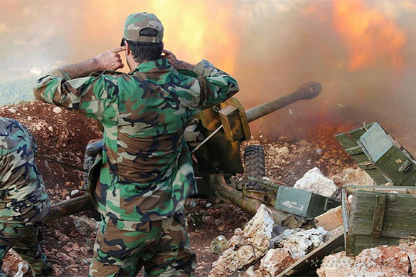Союзники Сирии пригрозили американским войскам ответным ударом