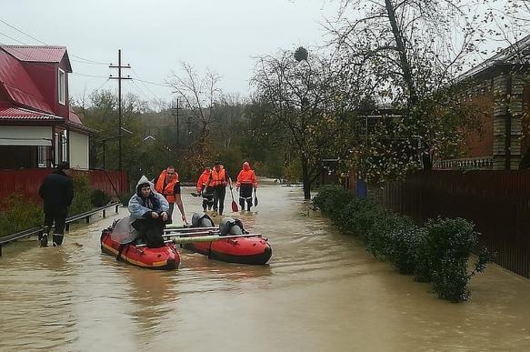 Путин отдал распоряжение оказать помощь пострадавшим при наводнении на Кубани. 394218.jpeg