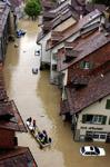Число жертв наводнений в Цетральной Европе непрестанно растет