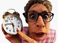 Любите опаздывать? Привыкайте уходить ни с чем
