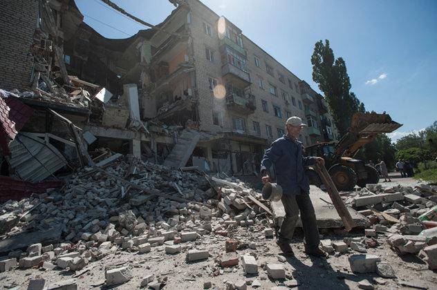 Из обстрелянной колонии в Донецке сбежали заключенные. 295219.jpeg