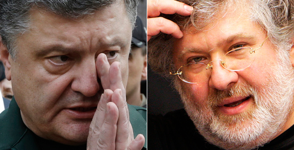 Беня vs Петро. Делайте ставки!. конфликт Порошенко и Коломойского, конфликт олигархов на Украине