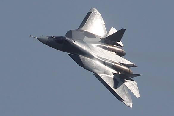 СМИ США: Новый истребитель F-35  уступает российскому Т-50.