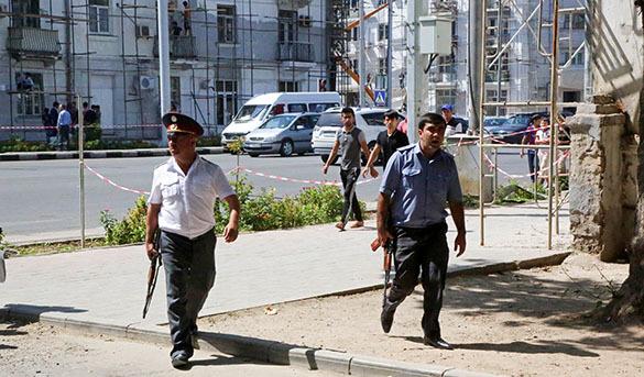 В Таджикистане начали увольнять жирных полицейских