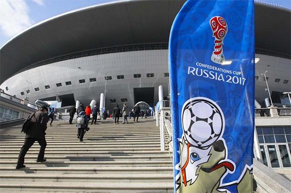 Футбольных болельщиков в Россию пустят без визы