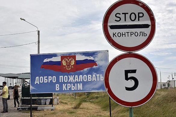 На границах давка: Украинцы массово рвутся на отдых в Крым. 373219.jpeg