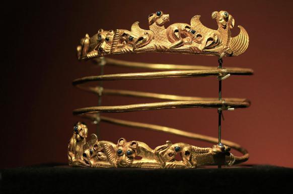 Суд Амстердама вернется к вопросу о судьбе скифского золота.