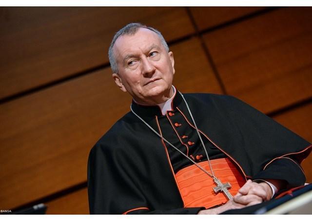 Стали известны темы визита в Россию госсекретаря Ватикана Пьетро Паролина. Стали известны темы визита в Россию госсекретаря Ватикана Пьетро