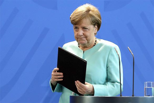 Трамп, Макрон иМеркель решают, что делать сКНДР