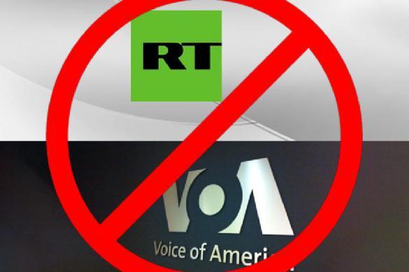 Запрет посещать Государственную думу  североамериканским  СМИ-иноагентам вступил всилу