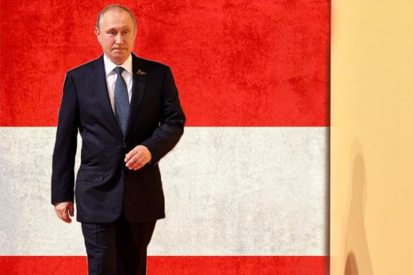 Глава австрийского МИД рассказала правду о приглашении Путина на свадьбу. 391220.jpeg