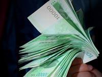 Южная Корея забросала КНДР деньгами и листовками