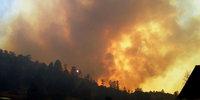Сибирские леса охвачены пожарами. fires