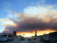 Лесной пожар на юге Калифорнии угрожает тысячам человек. 288221.jpeg