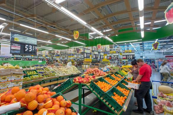 На границе России и Китая создадут продуктовый суперрынок. На границе России и Китая создадут продуктовый суперрынок