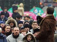 В Киеве проходит массовый митинг оппозиции
