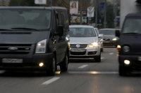 За ночь в Москве сгорели три маршрутки. cars